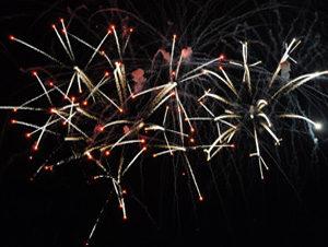 Crossettes-fireworks